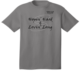 Hopin Hard Lovin Long Survivor Shirt